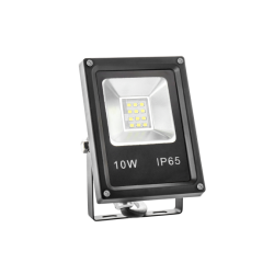 Spectrum LED outdoor LED floodlight NOCTIS ECO IP 65 10W, SLI029027CW