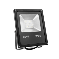 Spectrum LED outdoor LED floodlight NOCTIS ECO IP 65 20W , SLI029028CW