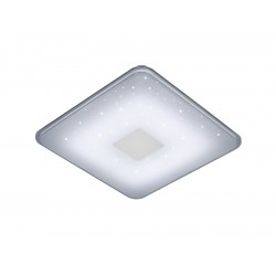 TRIO-lighting ceiling LED light Samurai 30W, 628613001